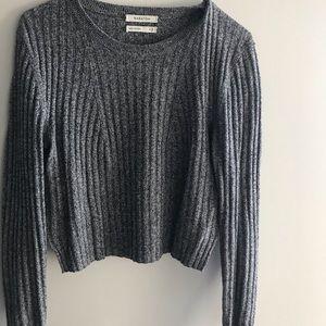 Babaton size small grey sweater